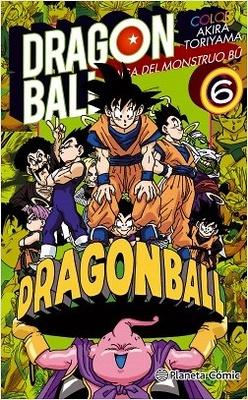 Dragon Ball Color Bu nº 6 / 6