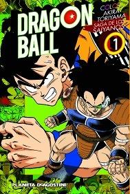 Dragon Ball Color nº 1
