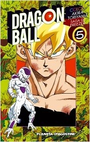 Dragon Ball Freezer nº 5