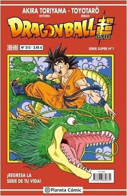 Dragon Ball Serie Roja nº 212 / 216