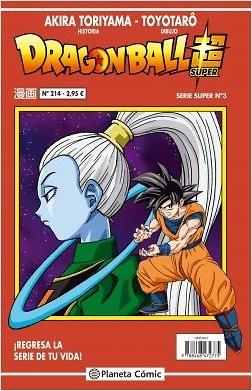 Dragon Ball Serie roja nº 214/216 (3)