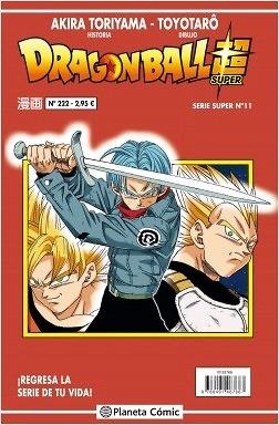 Dragon Ball Serie roja nº 222