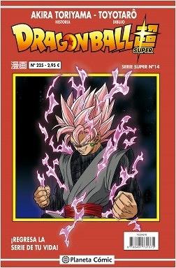 Dragon Ball Serie roja nº 225