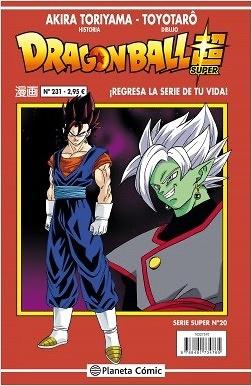 Dragon Ball Serie roja nº 231 (vol 4)