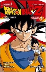 Dragon Ball Z Anime Series Saiyan nº 1