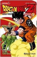 Dragon Ball Z Anime Series Saiyan nº 3