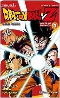 Dragon Ball Z Anime Series Saiyan nº 4