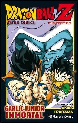 Dragon Ball Z Garlic Junior Inmortal