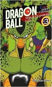 Dragon Ball color Cell nº 3