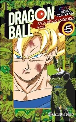 Dragon Ball color Cell nº 5 / 6