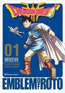Dragon Quest Emblem Of Roto nº 01/15