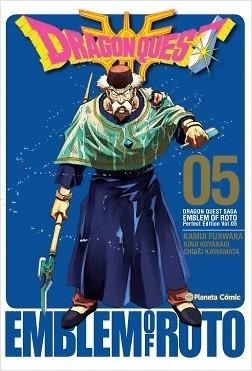 Dragon Quest Emblem Of Roto nº 05/15
