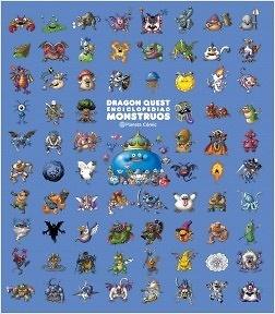Dragon Quest Enciclopedia de Monstruos