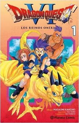 Dragon Quest VI nº 01/14