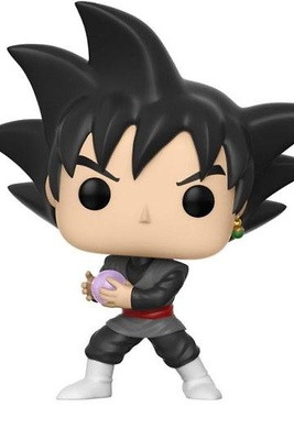 Dragonball Super POP! Animation Vinyl Figura Goku Black 9 cm