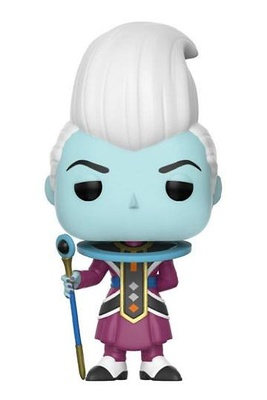 Dragonball Super POP! Animation Vinyl Figura Whis 9 cm