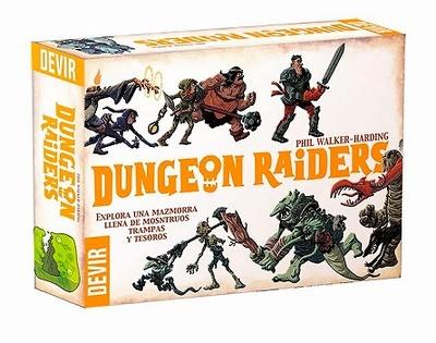 Dungeon Raiders (Nueva edición 2018)