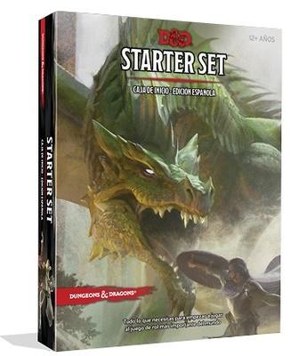 Dungeons & Dragons 5ª Edición Starter Set - Caja de Inicio edición española