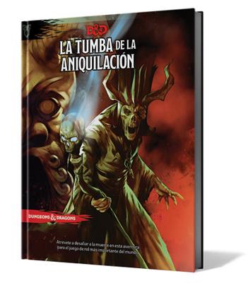 Dungeons and Dragons: La Tumba de la Aniquilacion edicion española