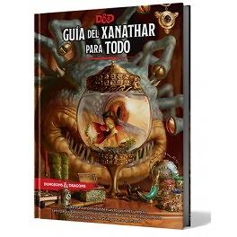 Dungeons and Dragons Guia del Xanathar para Todo