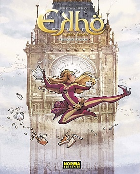 EKHÖ 7. SWINGING LONDON