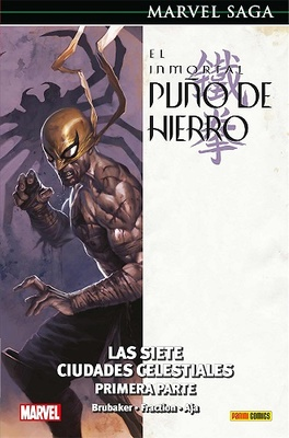 EL INMORTAL PUÑO DE HIERRO 02. LAS SIETE CIUDADES CELESTIALES (MARVEL SAGA 66)