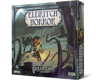 ELDRITCH HORROR  BAJO LAS PIRAMIDES