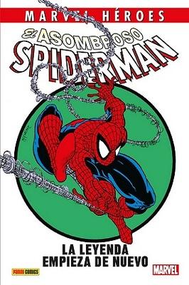 El Asombroso Spiderman: La leyenda empieza de nuevo