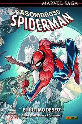 El Asombroso Spiderman 38 El último deseo