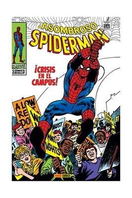 El Asombroso Spiderman Crisis en el campus
