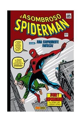 El Asombroso Spiderman Poder y responsabilidad