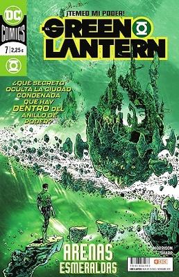 El Green Lantern núm. 89/ 7