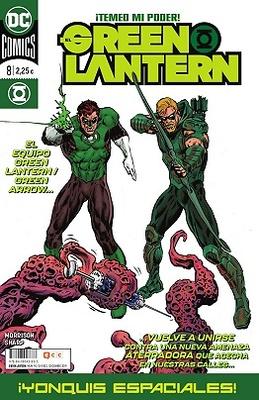 El Green Lantern núm. 90/ 8