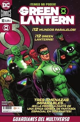 El Green Lantern núm. 92/10