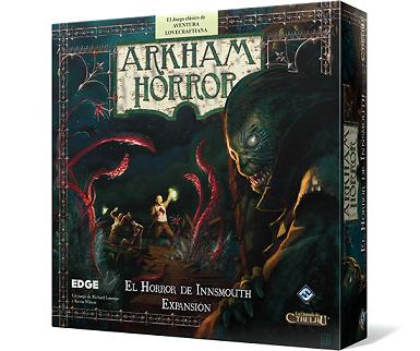 El Horror de Innsmouth Arkham Horror