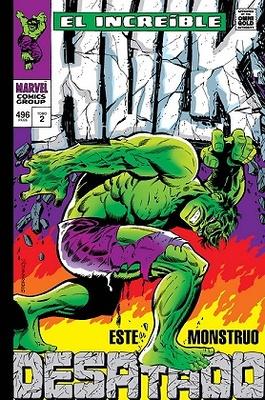 El Increíble Hulk   2 Este monstruo desatado
