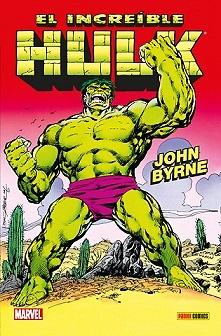 El Increíble Hulk de John Byrne
