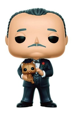 El Padrino POP! Movies Vinyl Figura Vito Corleone 9 cm