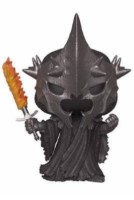 El Señor de los Anillos Figura POP! Movies Vinyl Witch King 9 cm
