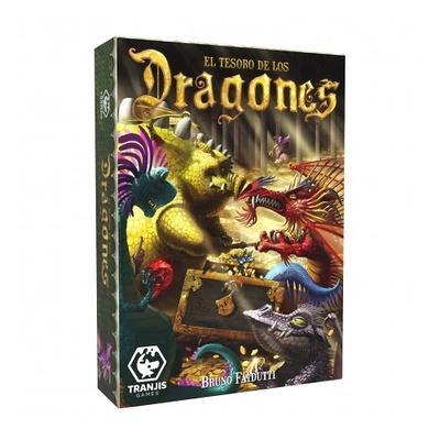 El Tesoro de los Dragones + Carta Promo