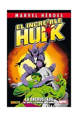 El increible Hulk La encrucijada Marvel Heroes nº 51