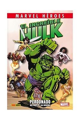 El increible Hulk Perdonado Coleccionable Marvel Heroes nº 46