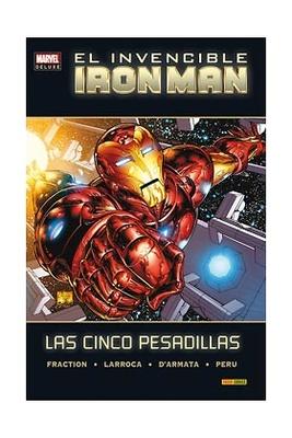 El invencible Iron Man Las cinco pesadillas 2º edición