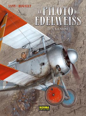 El piloto del Edelweiss nº 1 Valentine