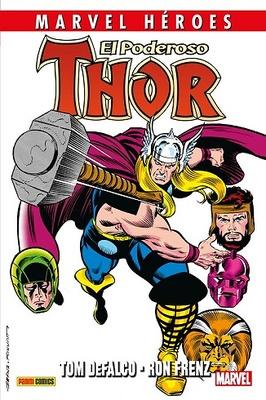 El poderoso Thor de DeFalco y Frenz  2