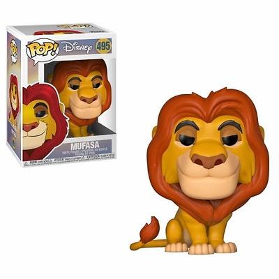 El rey león POP! Vinyl Figura Mufasa 9 cm