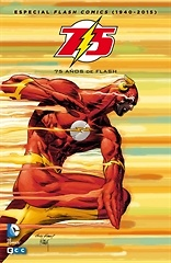 Especial Flash Comics (1940-2015) 75 años de Flash