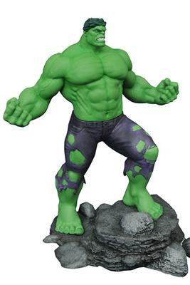 Estatua Hulk 28 cm. Línea Marvel Gallery. Marvel Cómics. Diomond Select