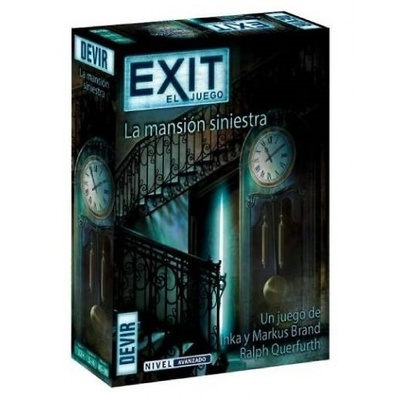 Exit: La Mansion Siniestra
