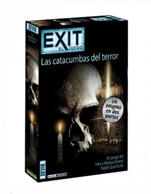 Exit Las catacumbas del terror